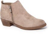 Restricted Taupe Wrangler Ankle Boot