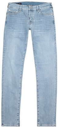 True Religion Tony light blue skinny jeans