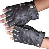 Max Clothing Star Wars Rogue One Jyn Erso Womens Leather Gloves - Real Leather Gloves (S)