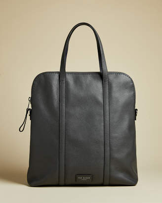 Ted Baker FABRIK Core leather tote