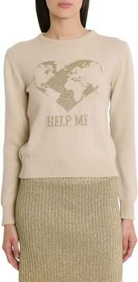 Alberta Ferretti Help Me Pullover