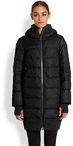 Herno Wool-Trim Puffer Coat
