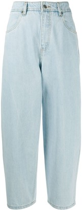 Societe Anonyme High Rise Tapered Jeans