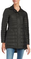 Hunter Water-Resistant Quilted Down Coat