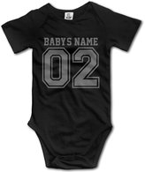 onlyou 2Nd Birthday Unisex Cute Baby Onesie Clothing