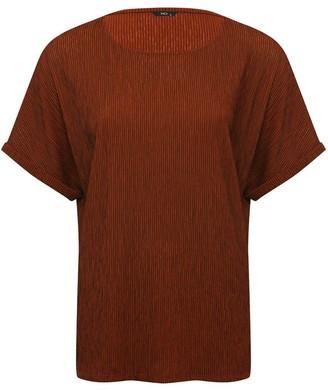 M&Co Crinkle t-shirt