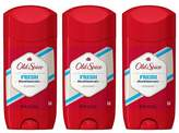 Old Spice High Endurance Deodorant for Men, Long Lasting, Fresh Scent - 3 Oz (Pack of 3)