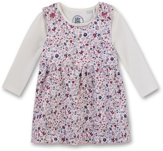 Sanetta Baby Girls' 114029 Clothing Set