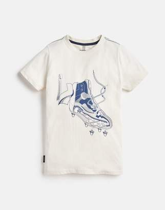 Joules Haynes Manual Graphic Print T-Shirt 3-12 Years