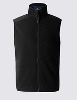 Blue Harbour Tailored Fit Sports Gilet Fleece Top