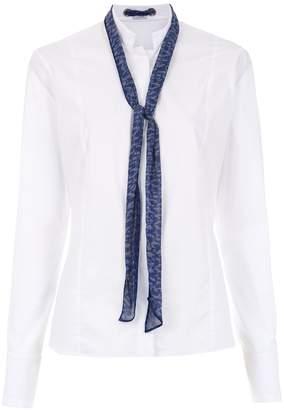 Tufi Duek scarf shirt