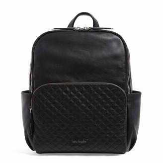 Vera Bradley Women's Leather Carryall Backpack