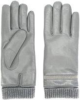 Fabiana Filippi stud embellished gloves
