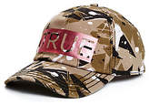 True Religion Camo True Baseball Cap
