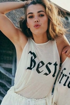 Wildfox Couture Forever Cassidy Tank in Vintage Lace