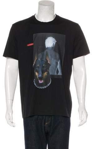 Givenchy Doberman Graphic T-Shirt