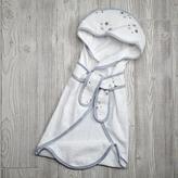 Baby Essentials aden + anais Grey Star Bath Wrap