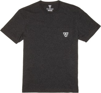 VISSLA Established Upcycled T-Shirt - Men's