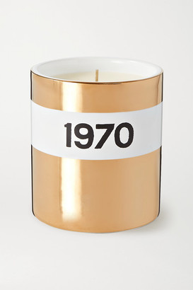 Bella Freud 1970 Scented Candle, 400g - Gold