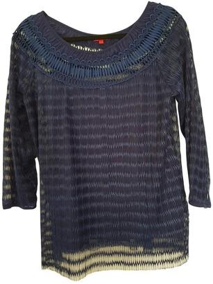 Vivienne Tam Blue Top for Women