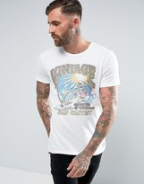 Jack and Jones Vintage T-Shirt With Graphic Print