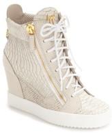 Giuseppe Zanotti Women's Ofelia Wedge Sneaker