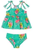 Hula Star Toddler Girl's Garden Dream Two-Piece Swimsuit