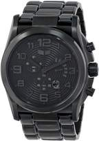 Vestal Men's DEV004 De Novo Matte Retrograde Chronograph Watch