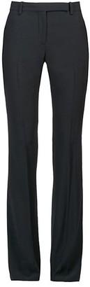 Alexander McQueen Narrow Bootcut Pants