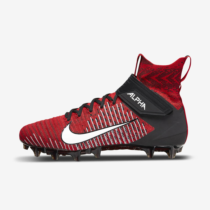 Red And White Football Cleats | Shop