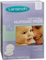 Lansinoh Nursing Pads, Disposable, 60 ct. ( Multi-Pack)