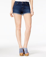 Jessica Simpson Juniors' Forever Cuffed Denim Shorts
