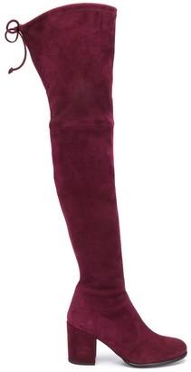 Stuart Weitzman Tieland thigh-high boots