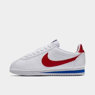 White Nike Cortez | Shop the world's largest collection of ...