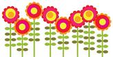 Wallcandy Happy Flowers Wall Stickers
