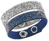 Swarovski Crystal Rock Bracelet Set - Set of 2