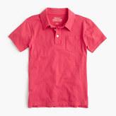 J.Crew Boys' jersey polo shirt