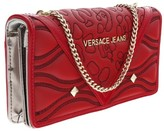 Versace EE3VOBPK1 E500 Red Wallet On A Chain