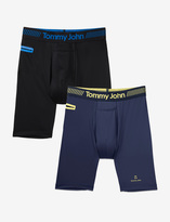 Tommy John 360 Sport Boxer Brief 2 Pack