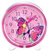 Scout 280001051 Alarm Clock Analogue Plastic Girl Pink