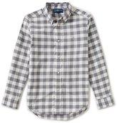 Ralph Lauren Big Boys 8-20 Checked Long-Sleeve Shirt