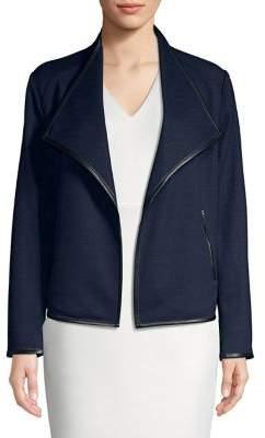 Calvin Klein Long Sleeve Woven Jacket