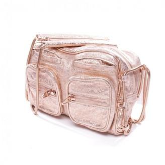 Alexander Wang Brenda Metallic Leather Handbags
