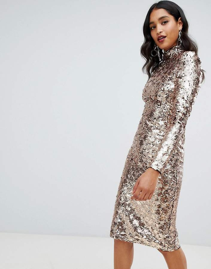 f03a8c3642a TFNC Midi Dresses - ShopStyle