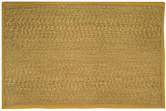 One Kings Lane Cobain Sea-Grass Rug - Beige - beige/tan
