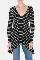 Embrace Essential Striped Tunic