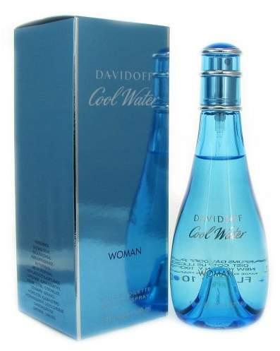 Davidoff Cool Water Eau De Toilette Spray for Women