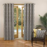 Sun Zero UV Blocking Capitol Indoor / Outdoor Woven Curtain