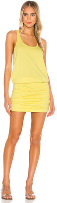 Michael Stars Racerback Mini Dress