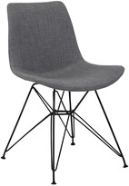 Armen Living Palmetto Contemporary Dining Chair